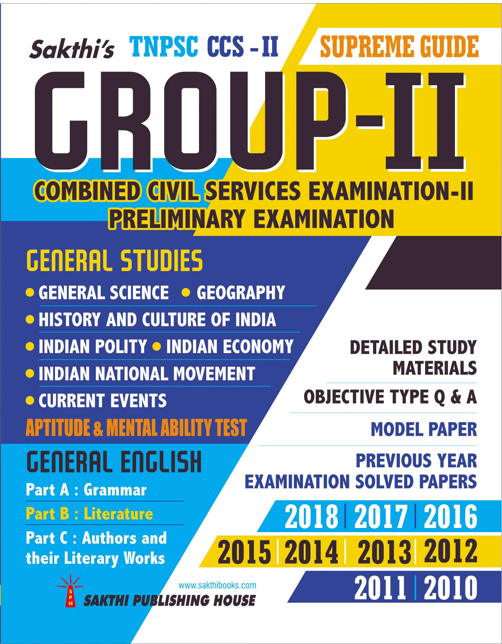 Buy TNPSC GROUP II PRELIMINARY Book Online at Low Prices in