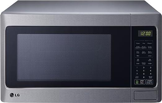 Amazon.com: LG lcrt1513st Countertop Horno de microondas ...