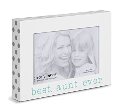 Amazon.com - Pavilion Gift Company 14138 Best Aunt Ever Photo Frame ...