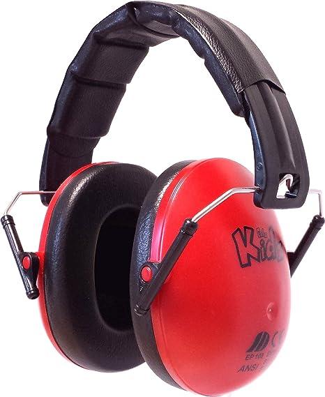 Casque Anti bruit pour enfant Kidz Rouge 26 dB Autres