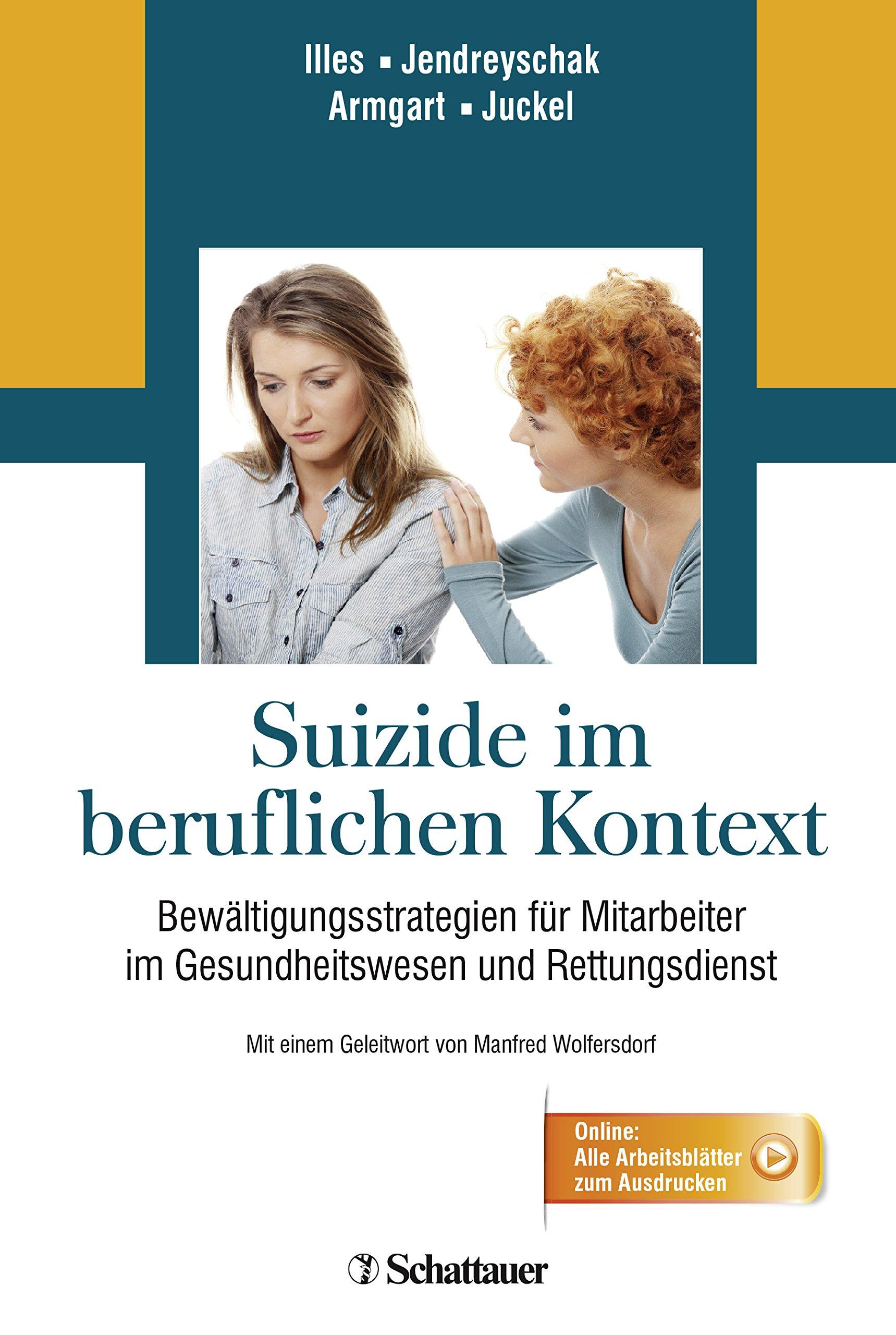 Suizide im beruflichen Kontext: Bewältigungsstrategien für ...
