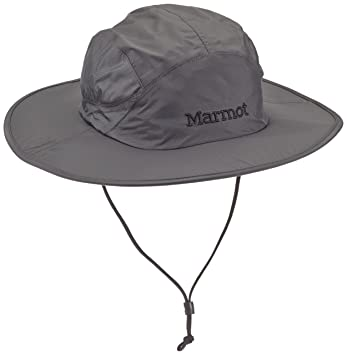 77d230887c502 Marmot Unisex PreCip Safari Hat Slate Grey XL XXL  Amazon.ca  Sports    Outdoors