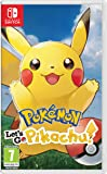 Nintendo Videojuego Pokemon Lets Go Pikachu Switch Rpg