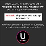 U by Kotex Click Compact Tampons, 36 Count