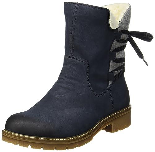 on sale 462dc d4d4d Rieker Damen Y9160 Stiefel