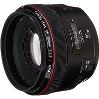 Lente EOS EF 50mm F1.1.2 L USM, Canon