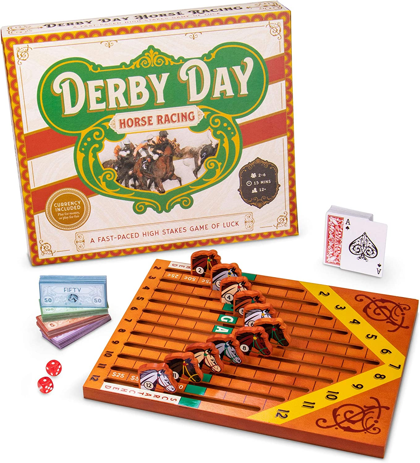 horse racing group betting games