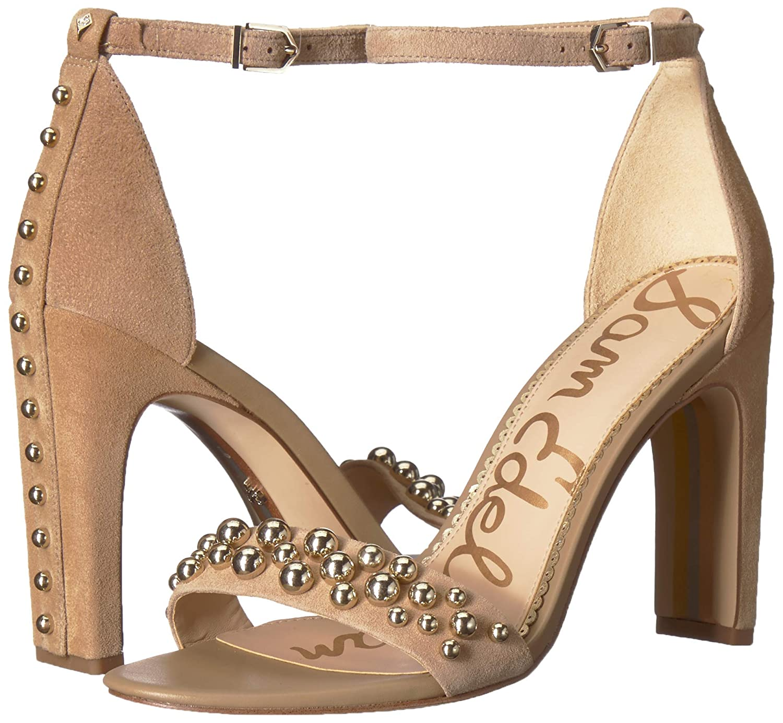 3b82729e7 Amazon.com  Sam Edelman Women s Yoshi Heeled Sandal  Shoes