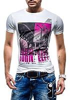 BOLF - T-shirt à manches courtes - GLO STORY 5376 - Homme