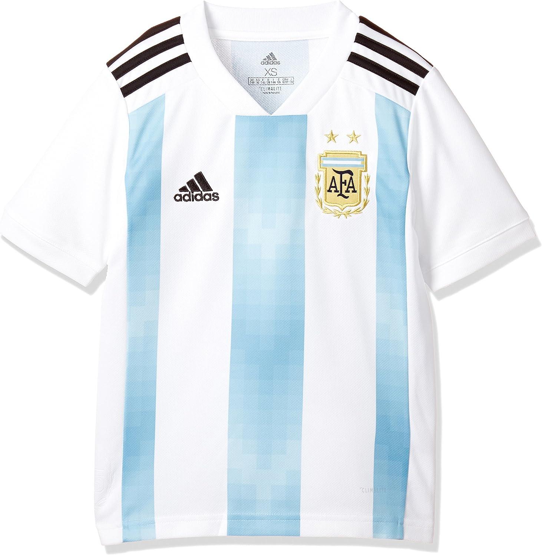 adidas Argentina Camiseta de Equipación Niños: Amazon.es: Ropa y accesorios