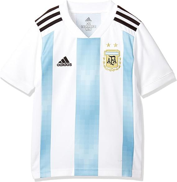 adidas Argentina - Camiseta de Equipación Niños: Amazon.es: Ropa y ...