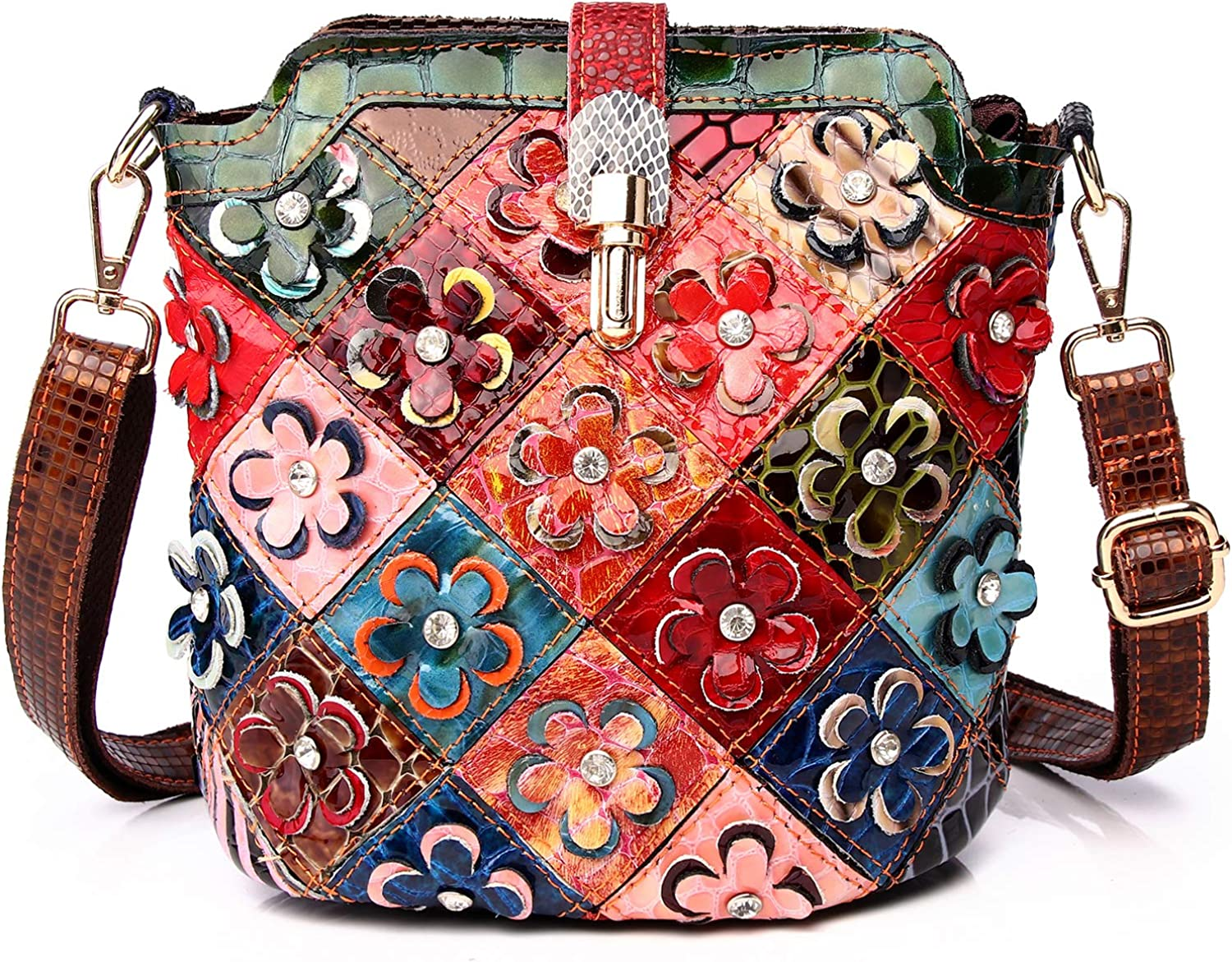 Floral Small Purse
