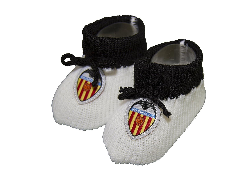 Valencia CF Patvcf Patucos, Blanco/Naranja, Talla Única ...