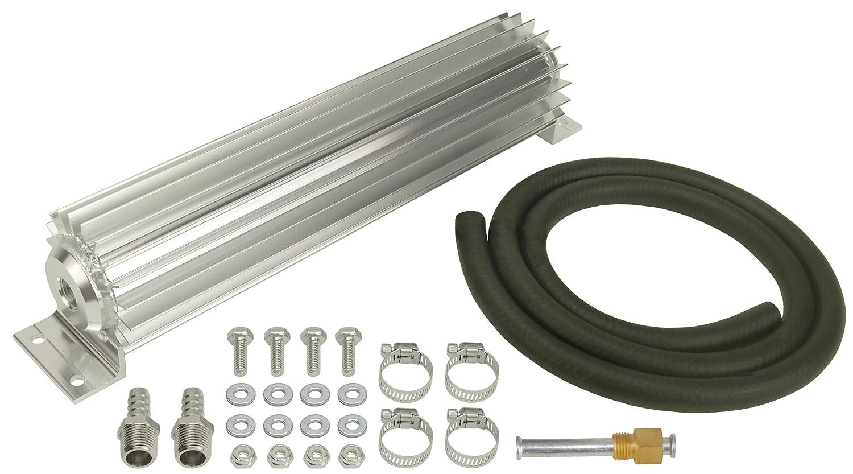 Derale 13253 Single Pass Aluminum Heat Sink Cooler