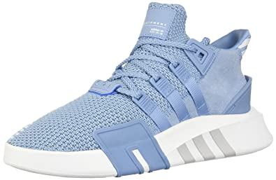 best cheap 86fef 1ad96 Adidas ORIGINALS Womens EQT Basketball ADV Shoes, Ash BlueAsh BlueFootwear  White