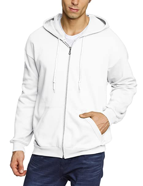 Abbigliamento Cappuccio it Anvil Uomo Amazon Con Felpa WUBW7gza