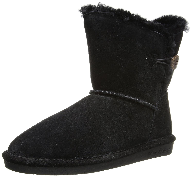 BEARPAW Women's Rosie Winter Boot B00IXANGKK 10 B(M) US|Black