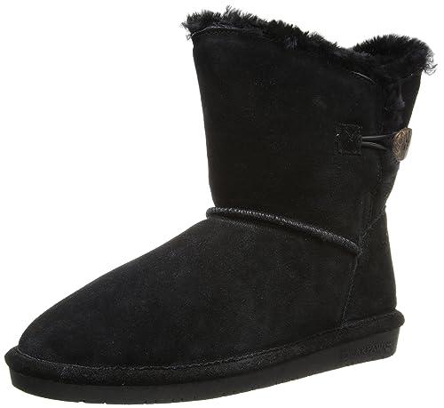 Bearpaw Botas Emma Short Negro EU 36 Venta caliente para la venta Obtenga Auténtico Todas las tallas Liquidación asequible Alta calidad bSfo5wA