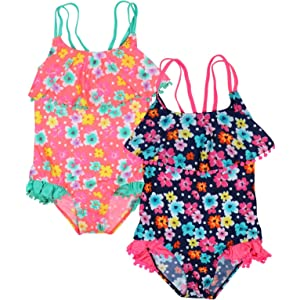 8aa9958ceecd1 Amazon.com  Real Love Girls  Tankini Bathing Suit Separates (2 Pack ...
