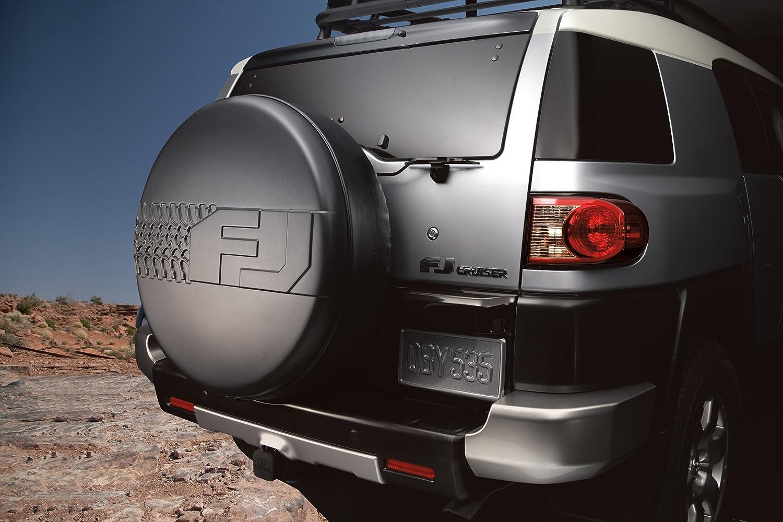Amazon.com: Genuine 2007 - 2013 Toyota FJ Cruiser Spare Tire Cover:  Automotive