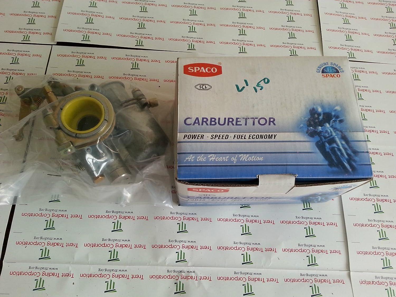 Lambretta Li 150/cc19/mm spaco Dellorto carburador