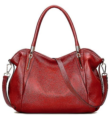 New Arrival Leather Satchel Purses and Handbags Shoulder Tote Crossbody Bag for Women,Jack&Chris...