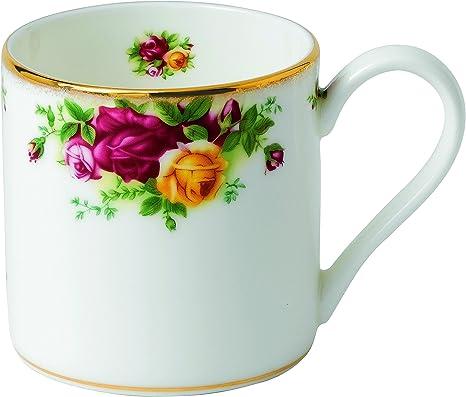 Royal Albert Old Country Roses Modern Mug Multicolor Kitchen Dining