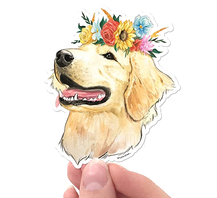 Top 10 Laptop Stickers Flower Crown
