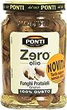 Ponti - Zero Olio, Funghi Prataioli, 300 g