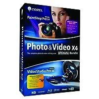 Corel Photo & Video X4 Ultimate Bundle (PC)