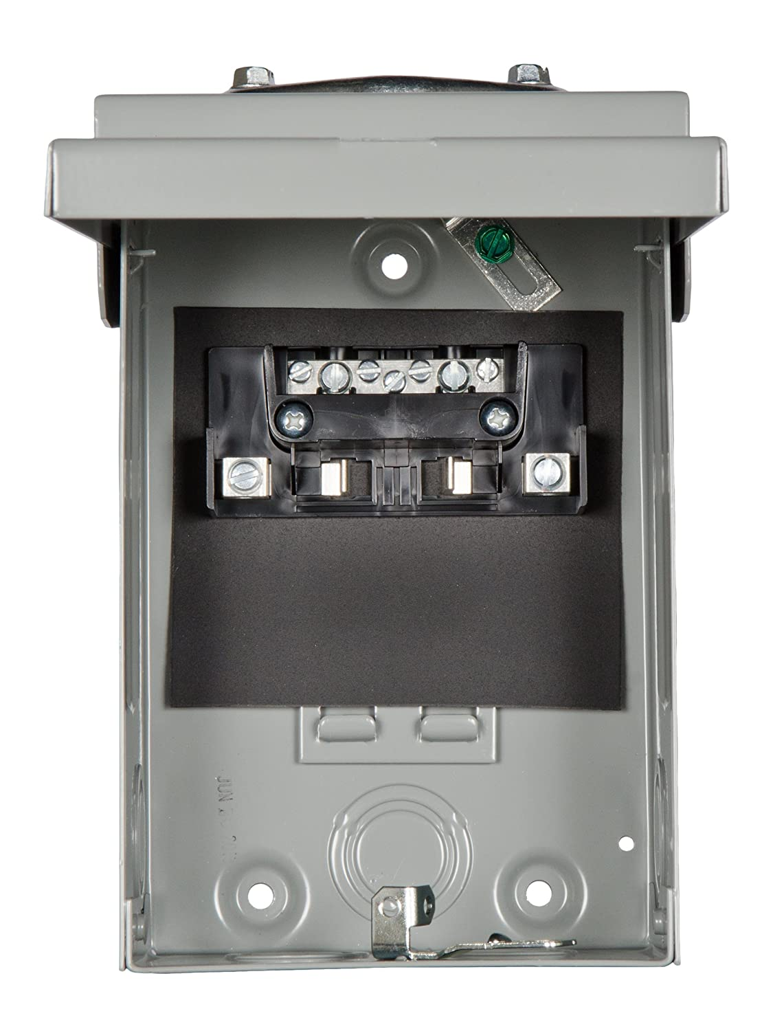 81b6KXqgMDL._SL1500_ circuit breaker panels amazon com electrical breakers, load Fuse Box to Breaker Box at edmiracle.co