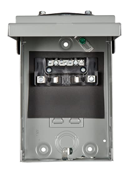 murray lw002gru 60a circuit breaker enclosure circuit breaker box rh amazon com