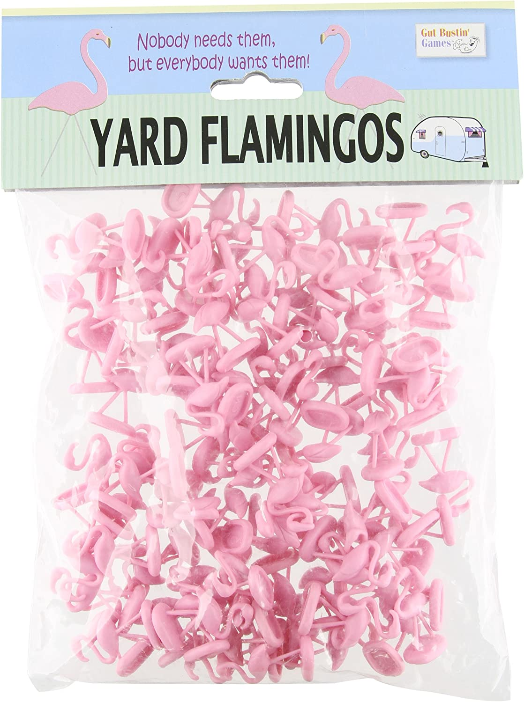 Gut Bustin Games 1012 Trailer Park Wars Green Flamingos