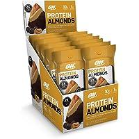 Optimum Nutrition Protein Almonds Dark Chocolate Peanut Butter, 12 Count