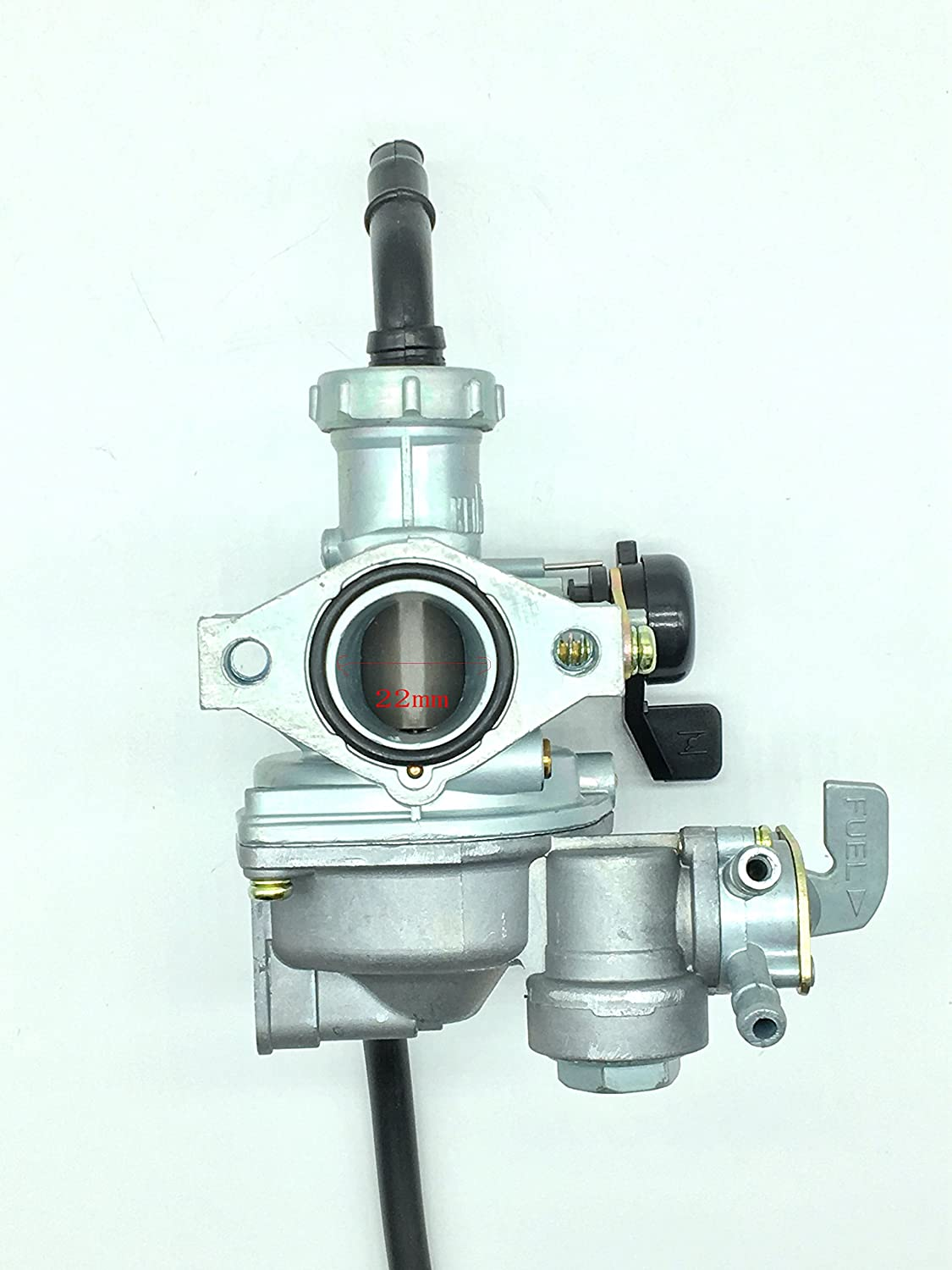 New Carburetor for Honda ATC125M ATC125 M ATV Carb 1984-1985 Loofu