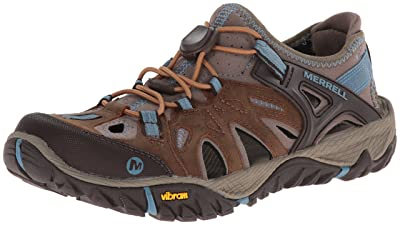 Merrell Women's All Out Blaze Sieve Water Shoe Review