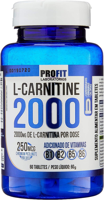L-Carnitine 60 Tabletes, Profit