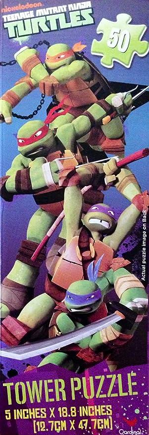 Teenage Mutant Ninja Turtles Tower Puzzles (1 Puzzle ...