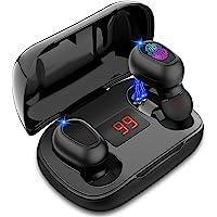 Jecoo Audífonos Inalámbricos Bluetooth 5.0 Auriculares inalámbricos Impermerable con Micrófono de Reducción de Ruido…