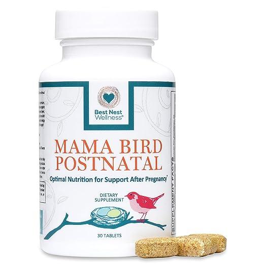 dieta postpartum per la madre