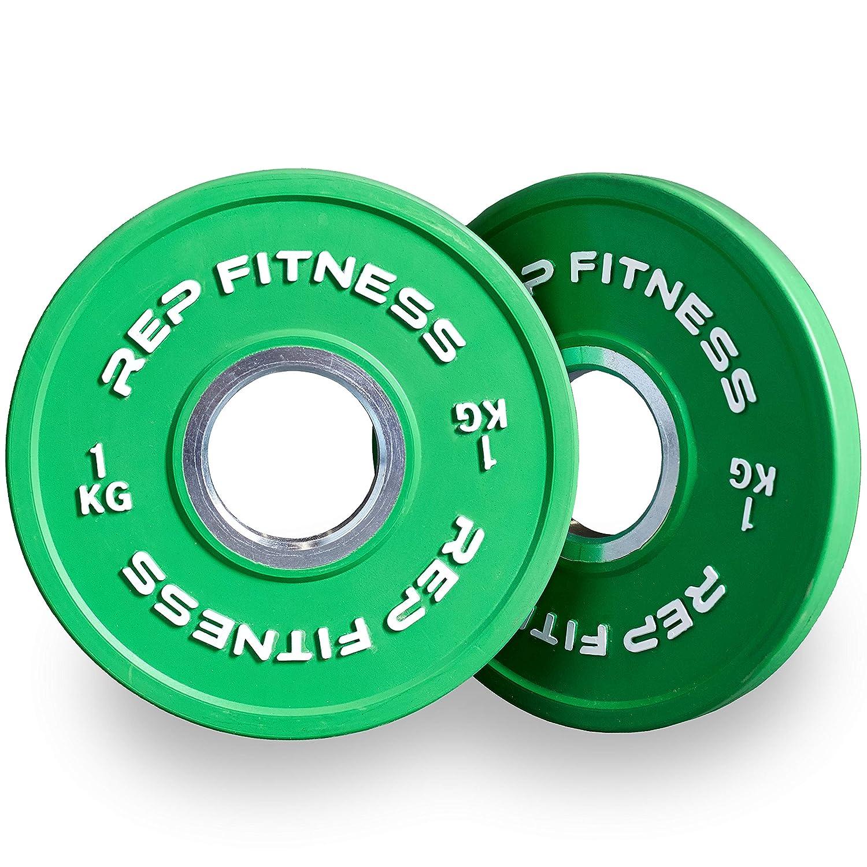 【特別セール品】 REP オリンピックウエイトリフティング用交換プレート 1.0 - B07K35FL2T PR 1.0、パワーリフティング、増加重量に最適 B07K35FL2T H: 1.0 kg Kilo Kilo|H: 1.0 kg, ももの和:7611f1ee --- diceanalytics.pk