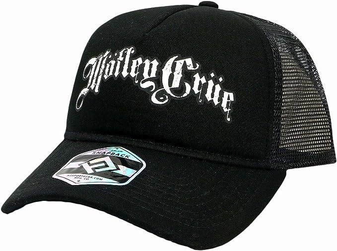 MOTLEY CRUE official licensed baseball cap