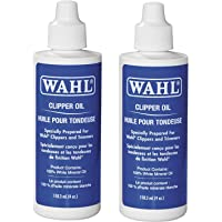 Wahl Clipper Oil, Clear, 2 Pack