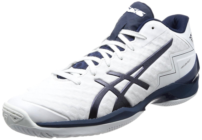 [アシックス] バスケットシューズ GELBURST 21 Z B073PXNM1Y 27.5 cm ホワイト/インシグニアブルー