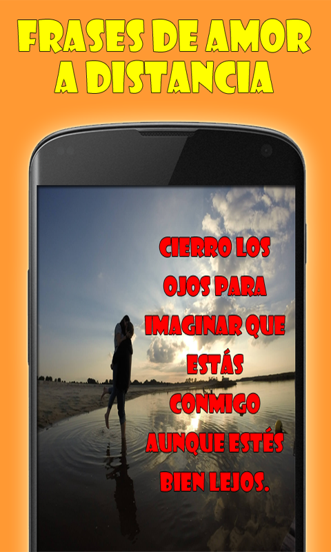 Frases De Amor A Distancia Appstore For Android