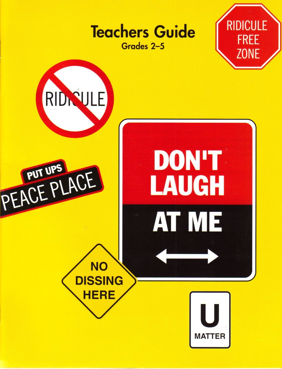 Download Don't Laugh At Me: Creating a Ridicule-free Classroom (Teachers Guide Grades 2-5) pdf