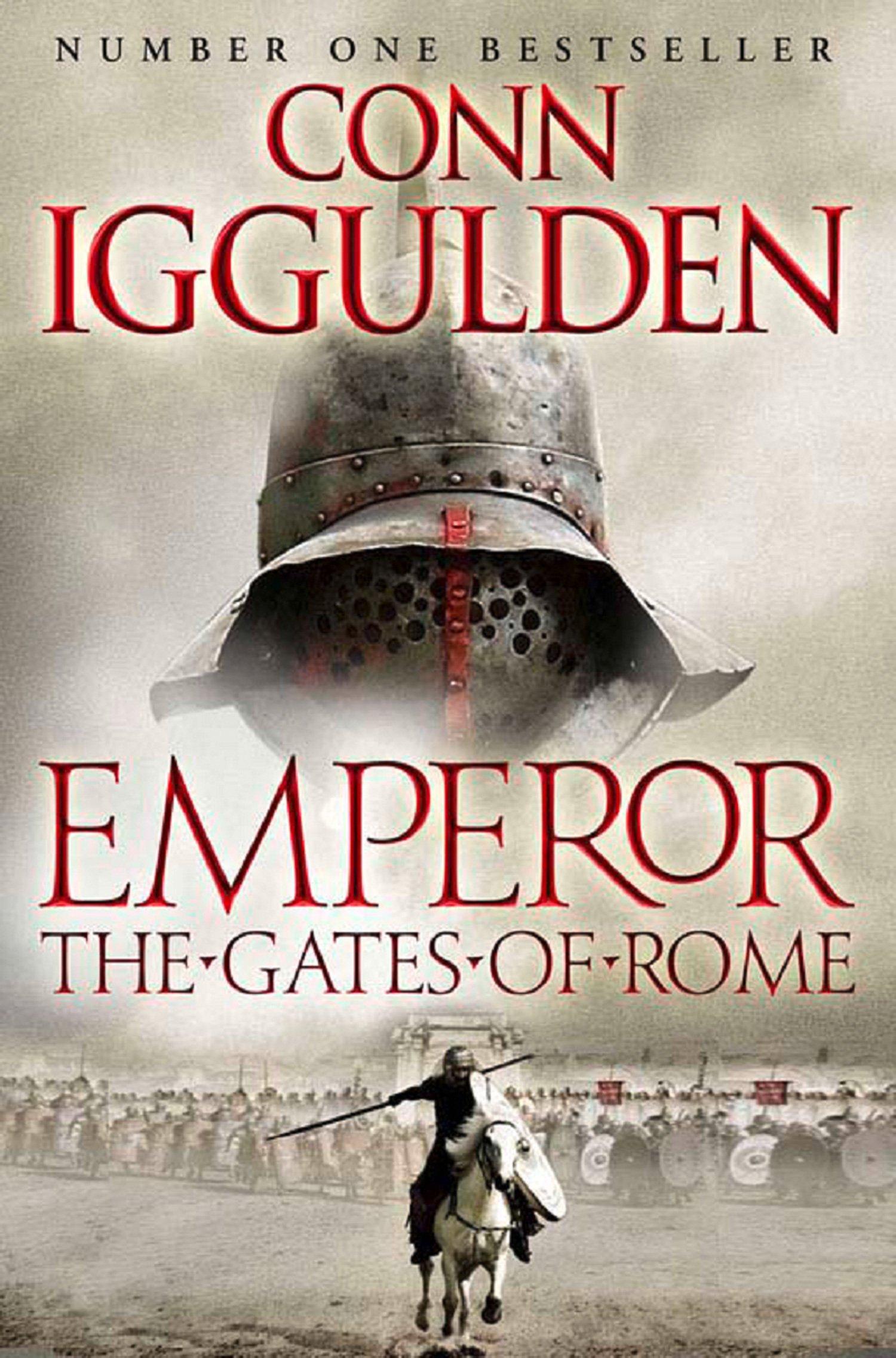 Emperor: The Gates of Rome (Emperor Series Book 1) (English Edition)