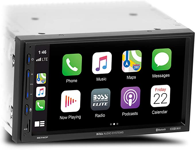 Boss Audio Systems Elite BE7ACP Car Multimedia Player
