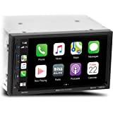 BOSS Audio Systems Elite BE7ACP Car Multimedia Player with Apple CarPlay Android Auto - 7 Inch LCD Capacitive Touchscreen, Do