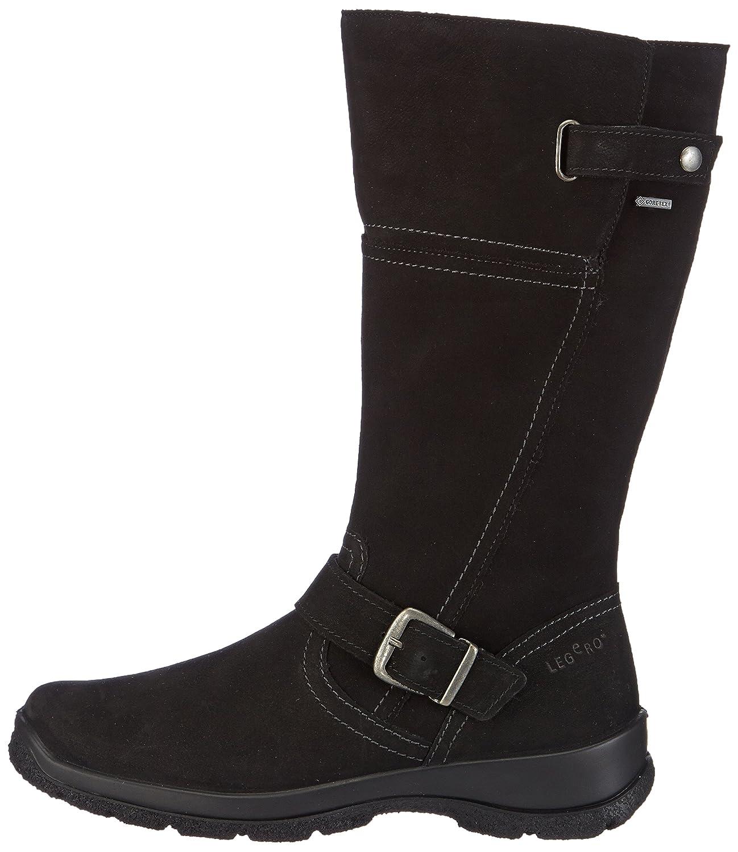 Legero 30054600 TREKKING, Damen Warm gefütterte Schneestiefel , Schwarz  (SCHWARZ 00), 36 EU (3.5 Damen UK)  Amazon.de  Schuhe   Handtaschen 13700c00e4